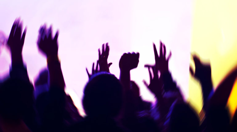 How to promote and market music to an audience - concert