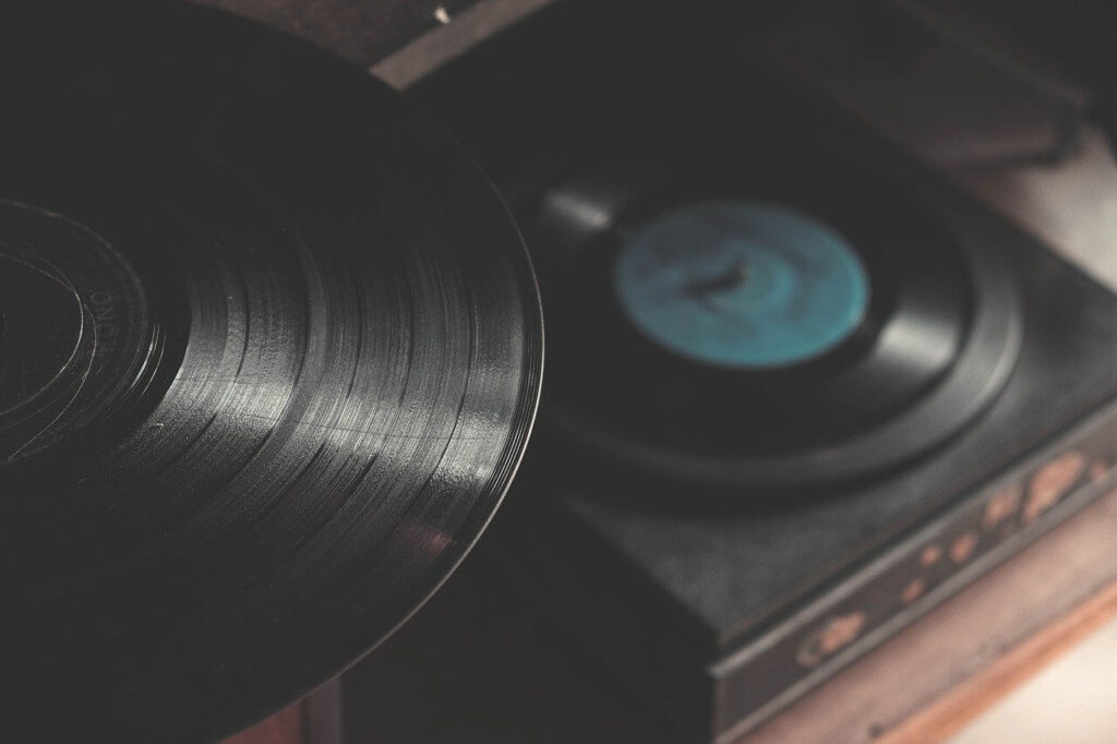 History of record players